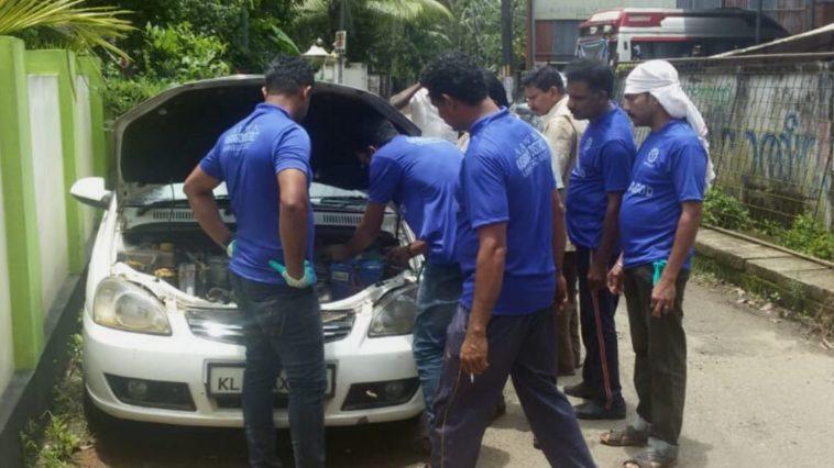 corona heroes kerala mechanics