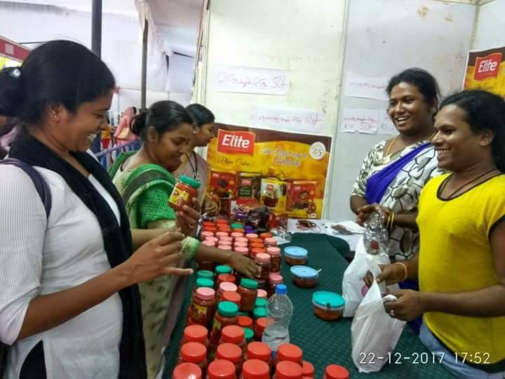Amrita vouches that she never adds preservatives or chemicals in the pickles