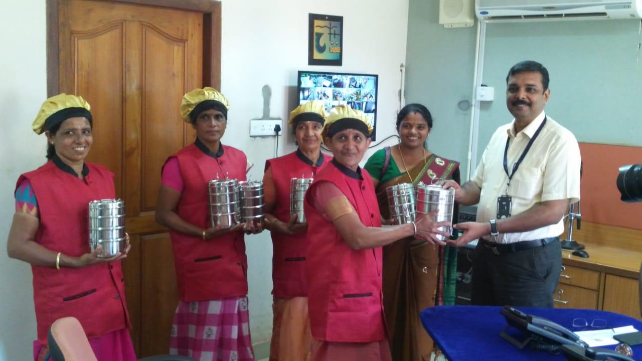 Dabbawallahs of Kasargod Kudumbasree Mission