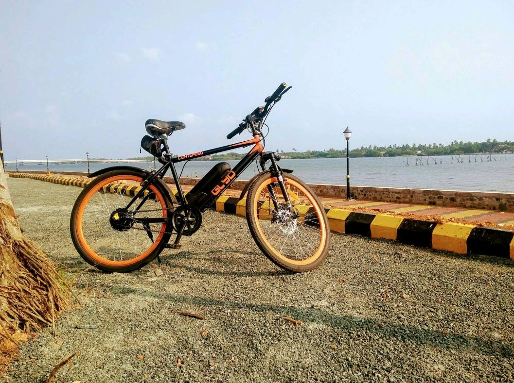 Lightspeed's 'Glyd' range of e-bikes were one of the first ones to be launched.