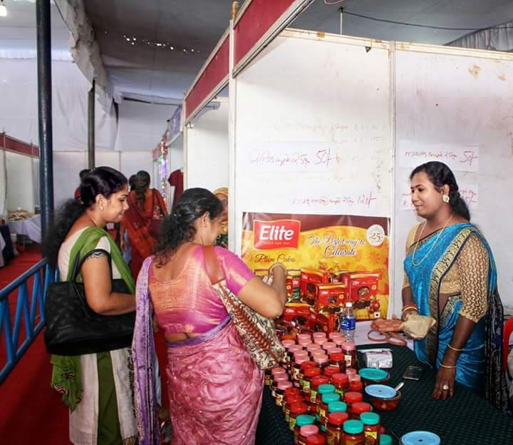 Trade exhibitions are best way to showcase and sell products, says Amrita