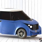 Strom R-3 - affordable electric car in India