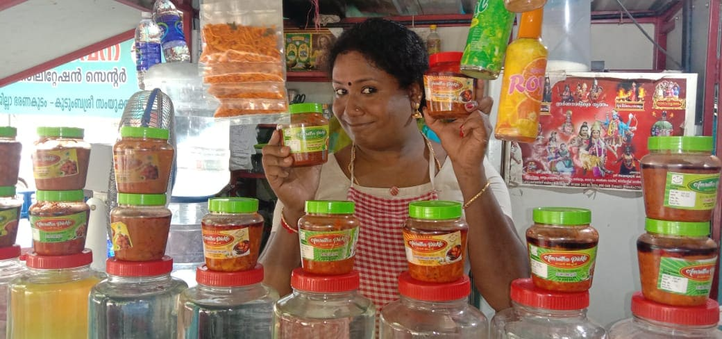 This confidant transperson hopes to sell her pickles across Kerala