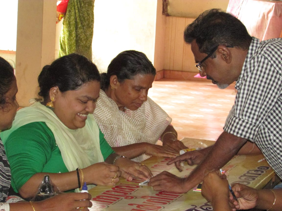 Handicrops has imparted training to six thousand differently abled persons across Kerala