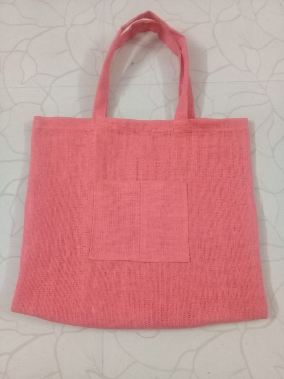 Easily decomposing cotton bags from Handicrops