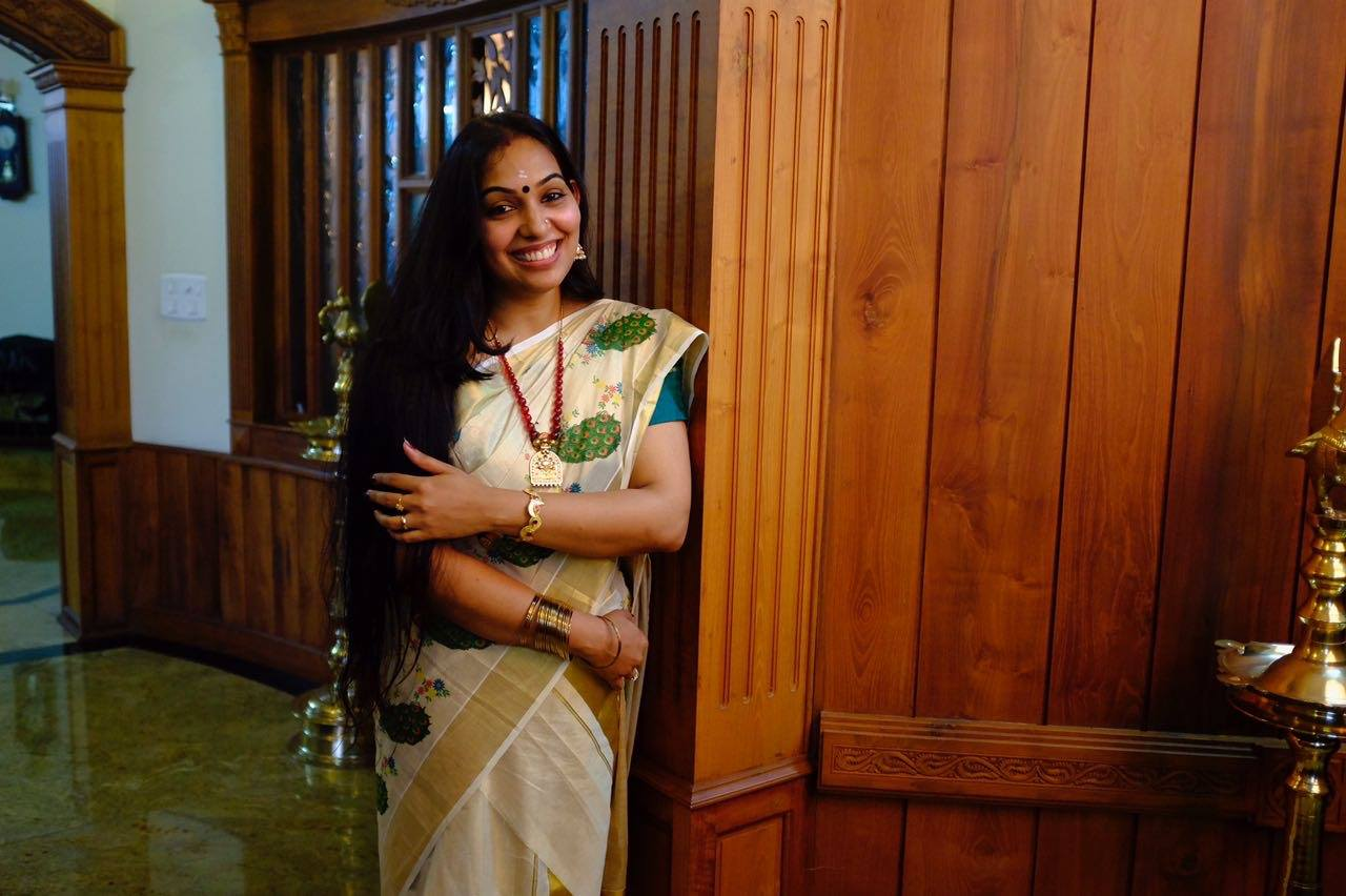 """""""I stared cooking earnestly when I was in hostel in Tamil Nadu,"""" says Veena Jan of Veena's Curry World"""