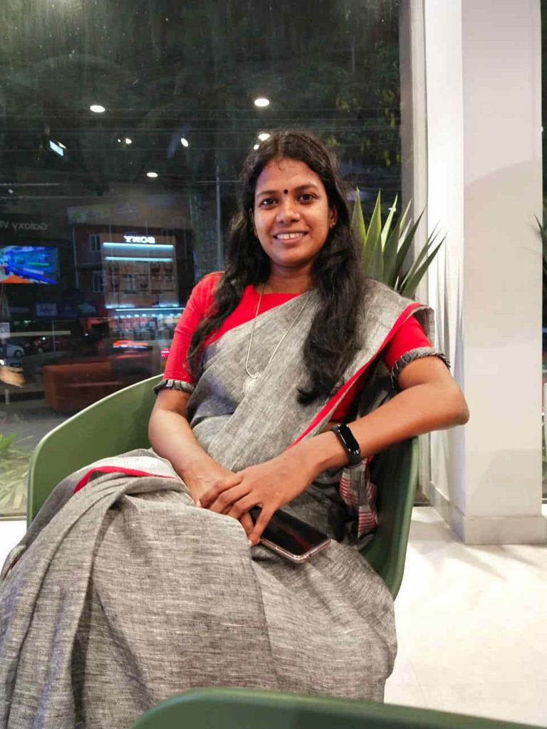 Anjali Chandran